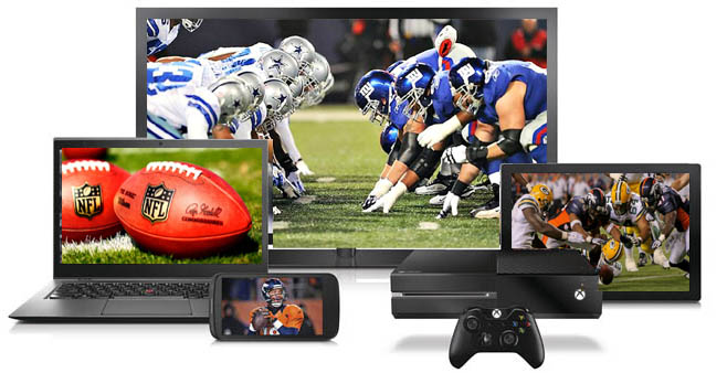 NFL Games Today Live Stream