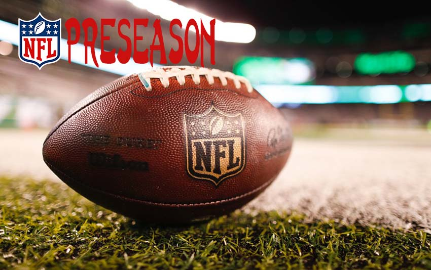 NFL Preseason Games Upcoming